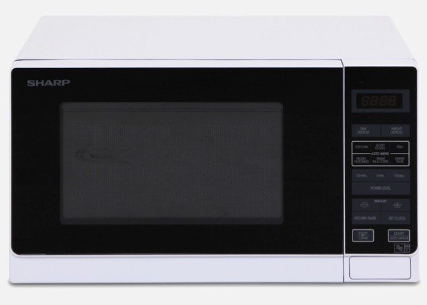Sharp compact microwave oven bestmicrowave - Microwave for small spaces image ...