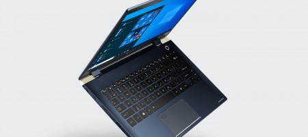 Vulcan Post: We Made Our Boss Ditch His Laptop For Dynabook's Latest Business Laptop For A Week