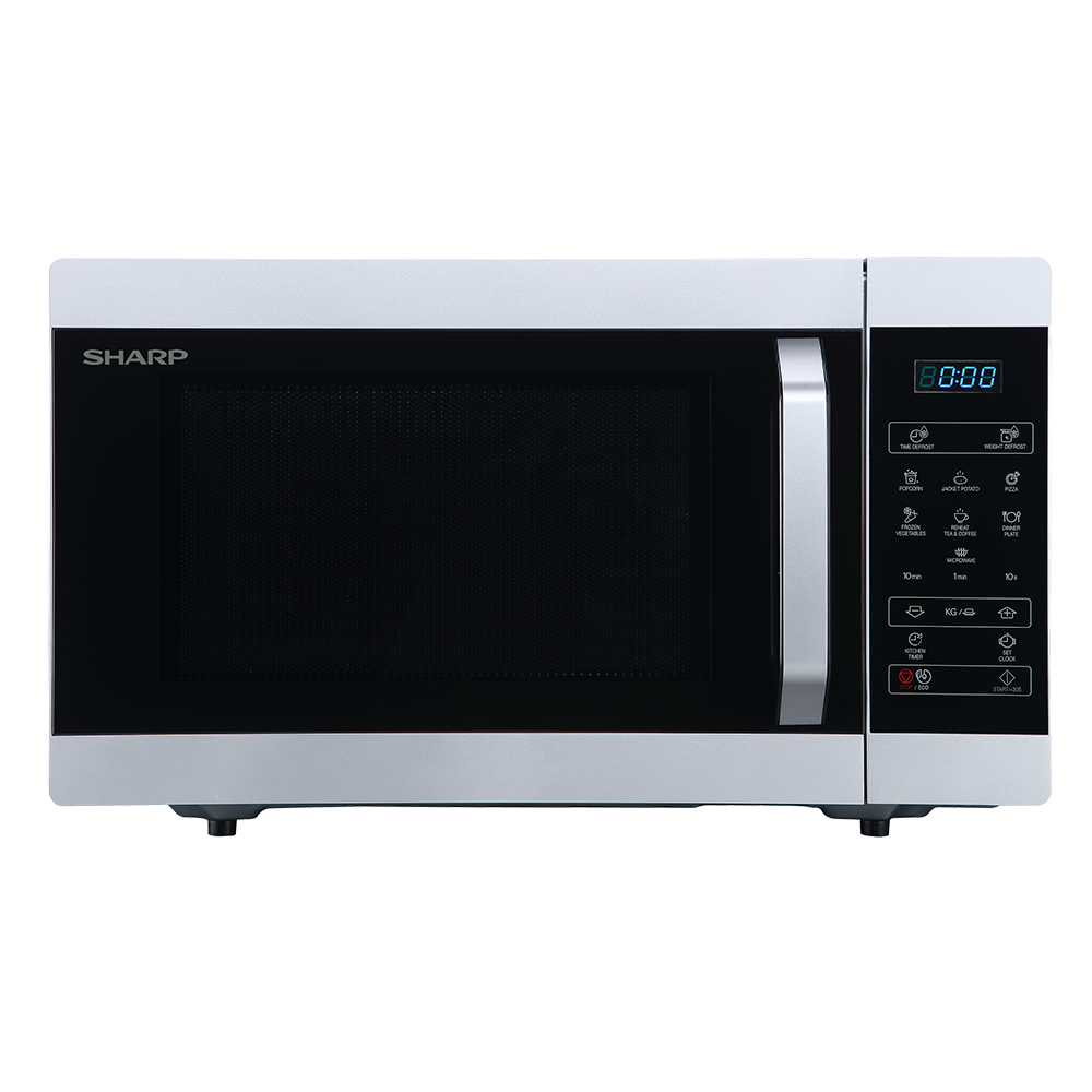 Compact Microwave 900W - White