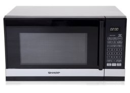 Compact Microwave - White - 800W