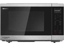 Midsized Microwave - Stainless Steel - 1200W