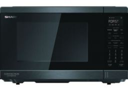 Convection Microwave - Black Stainless - 1100W