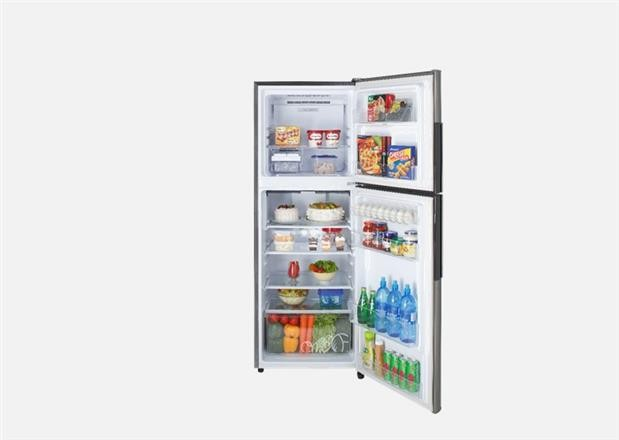 Top Mount Fridge - Silver - 339L
