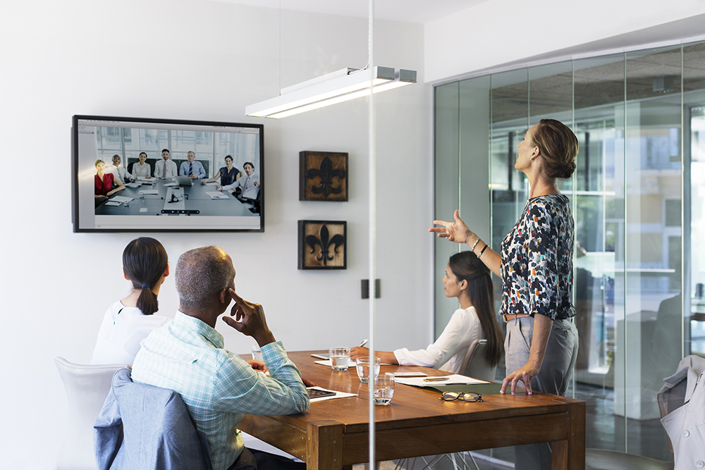 If You Want The Magic Of Collaboration, It's Time To Lean On Smart Tech.