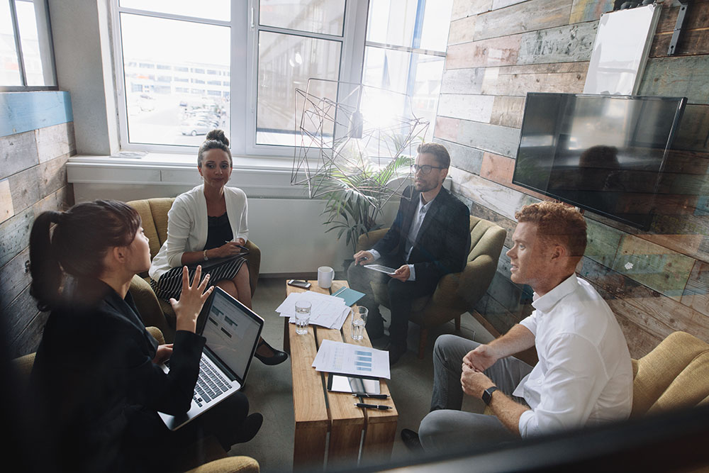 Not Just For Millennials - Huddle Rooms Are The Key To Successful Collaboration
